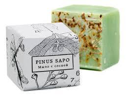 Купить <b>мыло с сосной и</b> эвкалиптом pinus sapo 100г Laboratorium ...