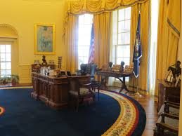 the replica of the oval office is the most popular exhibit at clinton presidential center in little rock arkansas bush library oval office