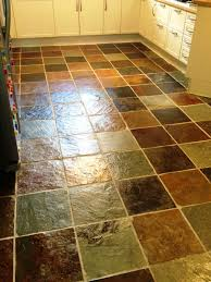 Slate Flooring For Kitchen Slate Tile Cleaning Glasgow Tile Doctor