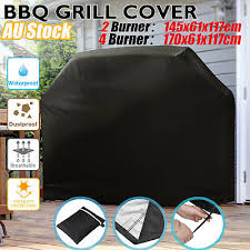 <b>BBQ</b> Cover 2/4 Burner <b>Waterproof Outdoor</b> UV Gas Charcoal ...