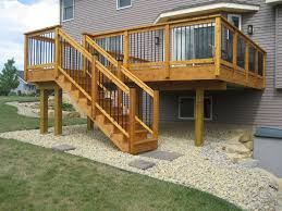 patio steps pea size x: deck stairs ideas patio design decorative deck stairs