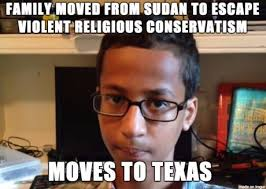 5 Memes promoting the slogan #IStandWithAhmed - Strategic ... via Relatably.com