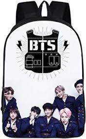 Youyouchard BTS Backpack GOT7 Backpack RM JIN ... - Amazon.com