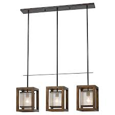 cal lighting mission wood and metal island chandelier cal lighting wood chandelier