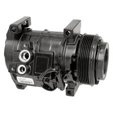 Four Seasons® - Chevy Silverado 1500 with Factory <b>Compressor</b> ...