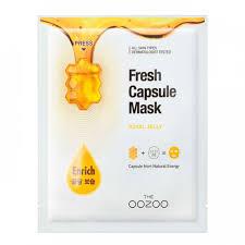 ROZETKA | Тканевая <b>маска с капсулой-активатором</b> The Oozoo ...
