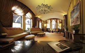 room curtains catalog luxury designs: awesome white brown wood glass luxury design best interior livingroom home beige sofa chairs windows chandelier