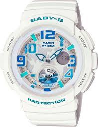 Наручные <b>часы Casio</b> Baby-G <b>BGA</b>-<b>190</b>-<b>7B</b> — купить в интернет ...
