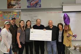 marshwood hs home of the hawks education foundation awarded a grant to marshwood high school volleyball the funds awarded in the grant will assist in the purchase and installation of new
