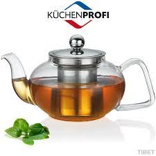 <b>Заварочный чайник</b> Tibet со съемным стальным фильтром, 1.2 л ...