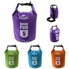 Shopo's 5 Liter <b>Waterproof</b> Outdoor Ocean Pack Dry <b>Bag</b> for Wading ...