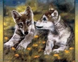 """Résultat de recherche d'images pour """"gifs petit loup"""""""
