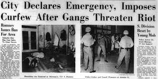 「1967 Detroit riot」の画像検索結果