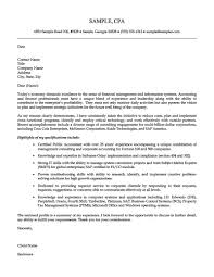 sample accounting resume cover letter   seangarrette cosample accounting