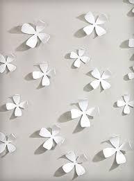 umbra wallflower wall decor white set: white dogwood wallflowers  d art by umbra home decor home decor white