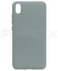 <b>Пластиковый бампер New Color</b> для Xiaomi Redmi 7A (мятный ...