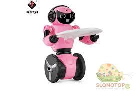 <b>Робот WLToys</b> с Wi-Fi FPV камерой и управлением через ...