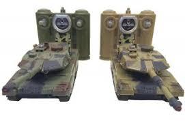 <b>Радиоуправляемый танковый бой Huan</b> Qi 552 1:32 2.4GHz ...