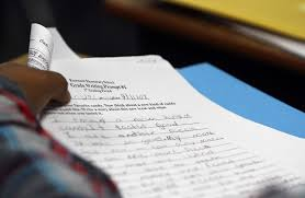 students in grades will take writing test on paper orlando students in grades 4 7 will take writing test on paper orlando sentinel
