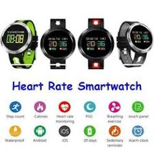 SENBONO <b>CF58 Smart watch</b> IP67 waterproof Tempered glass ...