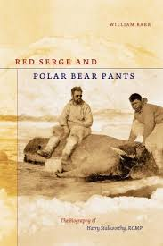 <b>Red</b> Serge and <b>Polar Bear</b> Pants