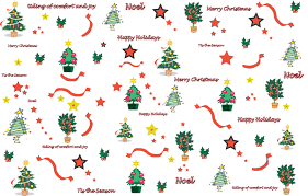 4 best images of printable christmas paper designs christmas christmas wrapping paper designs