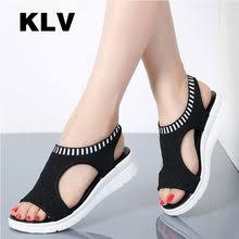 Compare prices on Platforms Ladies Shoes Woman Summer Ladi ...