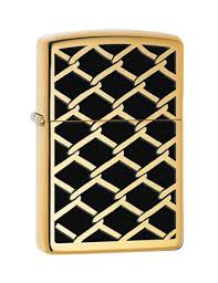 <b>Zippo</b> 28 675 <b>Fence design зажигалка</b>