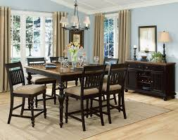italian style dining room furniture painting