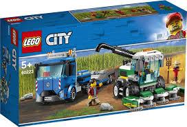<b>LEGO City Great</b> Vehicles 60223 Транспортировщик для ...