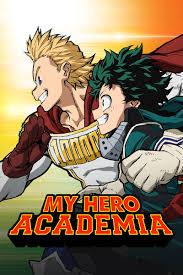 Watch <b>My Hero Academia</b> Streaming Online | Hulu (Free Trial)