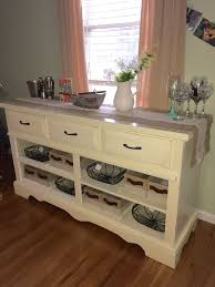 diy dresser to buffet table made by my bffs astonishing pinterest refurbished furniture photo