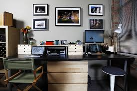 astounding home interior paint ideas with gray fabric sofa and enchanting elegant office for men black astounding home office desk