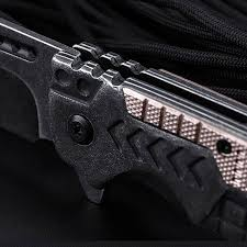 Practical <b>Outdoor</b> Tool High Hardness <b>Folding Knife</b> Tactical Knife ...