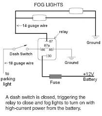 relay wiring jpg use of a relay to carry the load is recommended see wiring diagram here