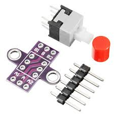 <b>CJMCU</b>-<b>010 With</b> Lock Button Self-locking Switch Double Row ...