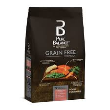 Pure Balance Grain Free Formula, Salmon & Pea Recipe, 24 lbs ...