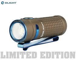 <b>Фонарь Olight S1R</b> Baton II Desert Tan | Купить Олайт