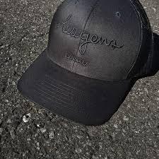<b>Baseball Cap</b> lesgens meaning: <b>people</b> Black embroidery on | Etsy