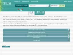 Croma   Gift Card Balance Check   Balance Enquiry, Links ...