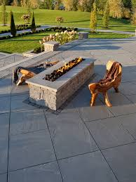 fire pit table rectangle
