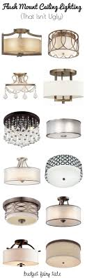 decorating our castle seeking flush mount lighting options that arent ugly bedroom lighting options