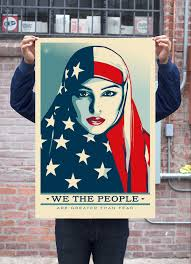 why shepard fairey s inauguration protest posters won t have trump why shepard fairey s inauguration protest posters won t have trump on them newshour
