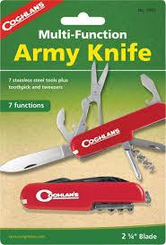 Многофункциональный туристический нож <b>COGHLAN'S</b> (7 ...