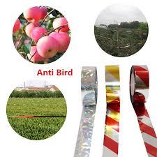 Anti Bird Tape Bird 50M Scare Tape <b>Audible Repellent Fox Pigeons</b> ...