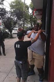 king want to be a violent racist job security become a cop an nypd officer infamously used a banned choke hold on eric garner in 2014 an