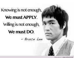 Bruce Lee | Brainy Quotes. | Pinterest | Bruce Lee, Bruce Lee ... via Relatably.com