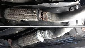 Réparer un pot d'échappement cassé (facilement SANS ...