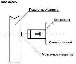 Инструкция <b>электрический полотенцесушитель Energy Ergo</b>