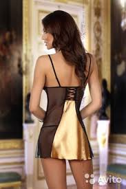 <b>Роскошная сорочка</b> Michele с кружевами купить в Москве с ...